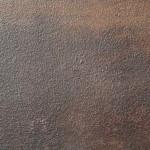 Métallisation à froid fer oxydé, applicateur revêtement sols & murs 66