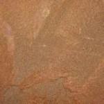 Enduit métallisé Prades fer rouillé, applicateur revêtement sols & murs 66