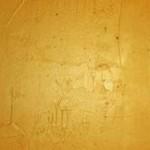 Enduit métallisé or, applicateur revêtement sols & murs 66