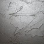 Revêtements décoratifs sols & murs Prades - conflent 66. Artisan décorateur : Métallisation à froid fer