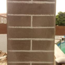 imitation pierre brique