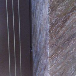 béton stuc patine verni